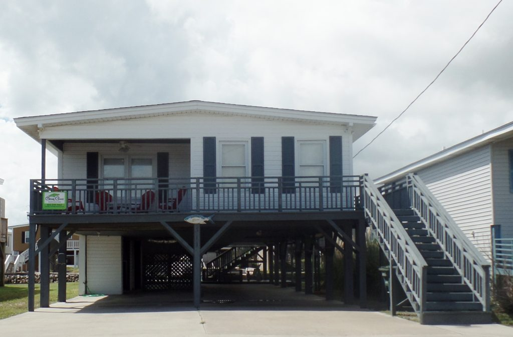 Johnsons Lair Channel House Cherry Grove Beach Vacations