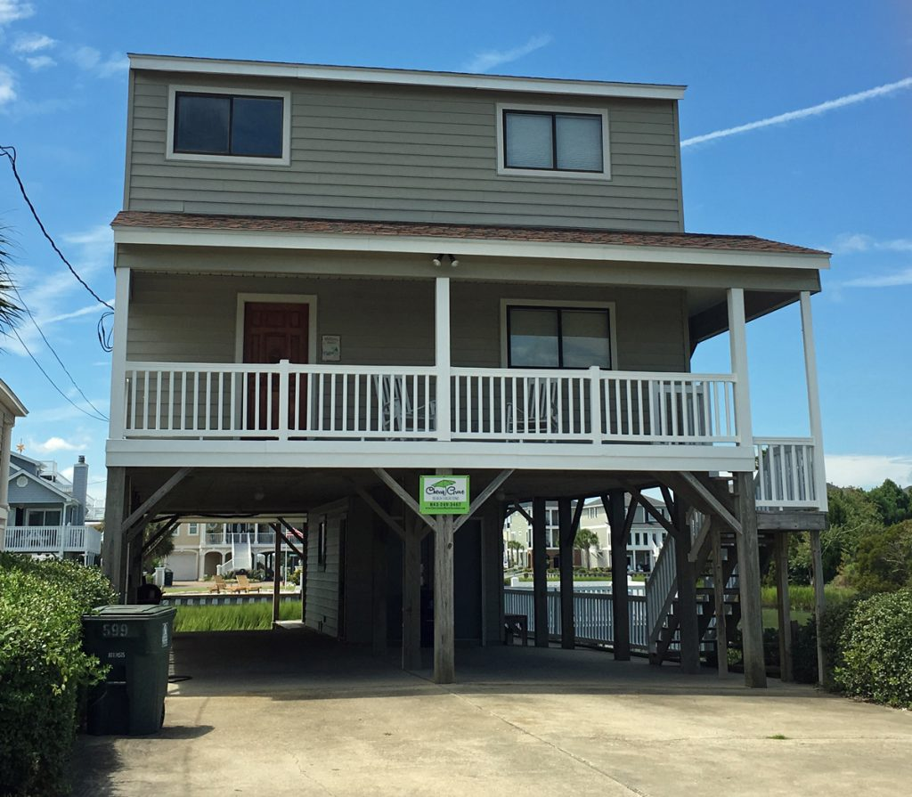 Vacation Rentals: Cherry Grove Beach Vacations
