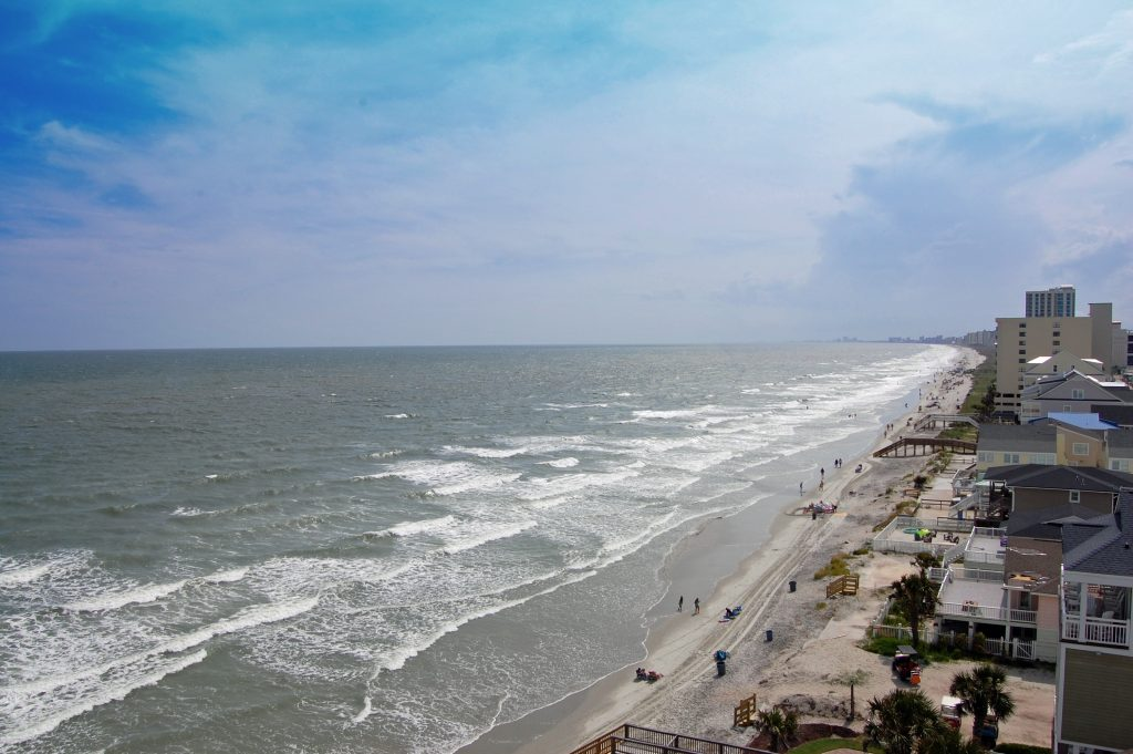 North Myrtle Beach Booking Aug