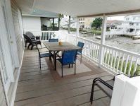 Cricket Cottage Deck