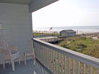 Sea Cabin 201 Oceanfront Deck