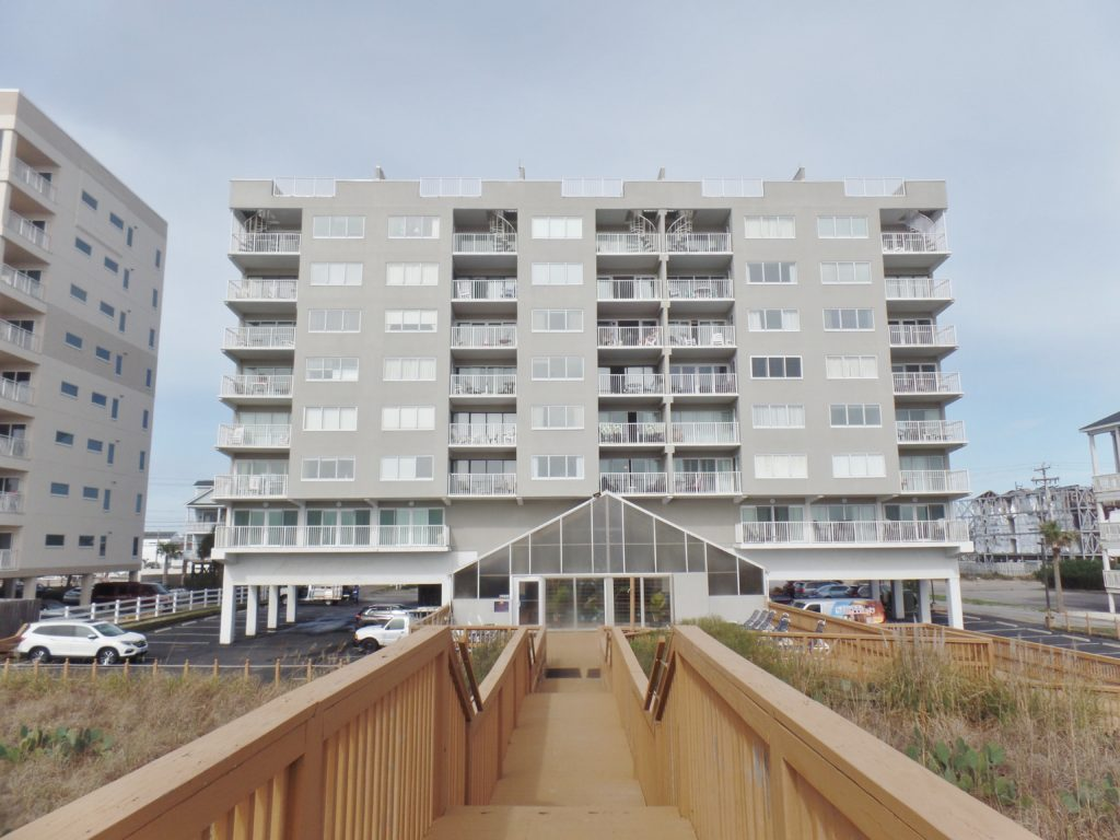 Oceanfront Rentals  Cherry Grove Beach Vacations