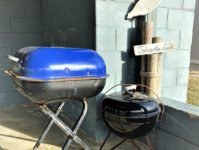 18 - 12.20 - Charcoal Grills Provided (Guest Responsible to Clean) - Johnson's Lair