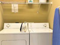 18 - Washer Dryer Upstairs Closet