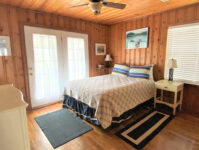 10 - Master Bedroom - Cricket Cottage - May 2021
