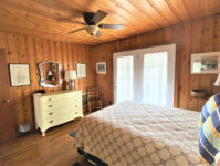 11 - Master Bedroom - Cricket Cottage - May 2021