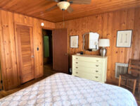 12 - Master Bedroom - Cricket Cottage - May 2021