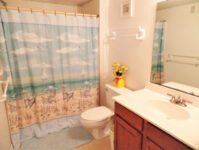 Shalimar 8C - Guest Bathroom (Hallway)