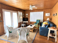 5 - Living Room - Cricket Cottage - May 2021