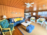 6 - Living Room - Cricket Cottage - May 2021