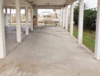 Under Home & Parking Area