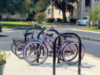 Tilghman Shores L1 - Community Bike Rack