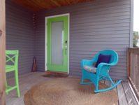 Coconut Flats Down porch