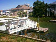 A Little R&R dock