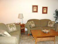 Beach Master 305 Living Area