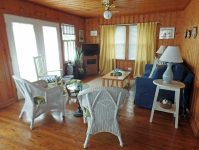 Cricket Cottage Living Area