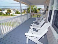 Sand Dollar Front Porch